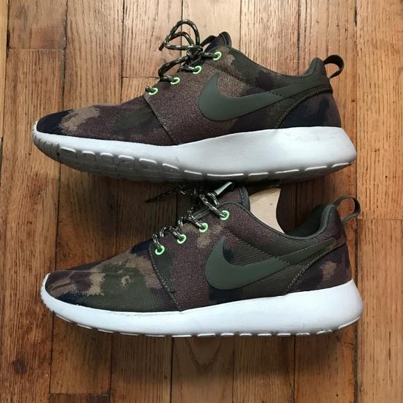 Nike Shoes   Army Fatigue Camo Nike